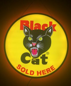 Black Cat LED